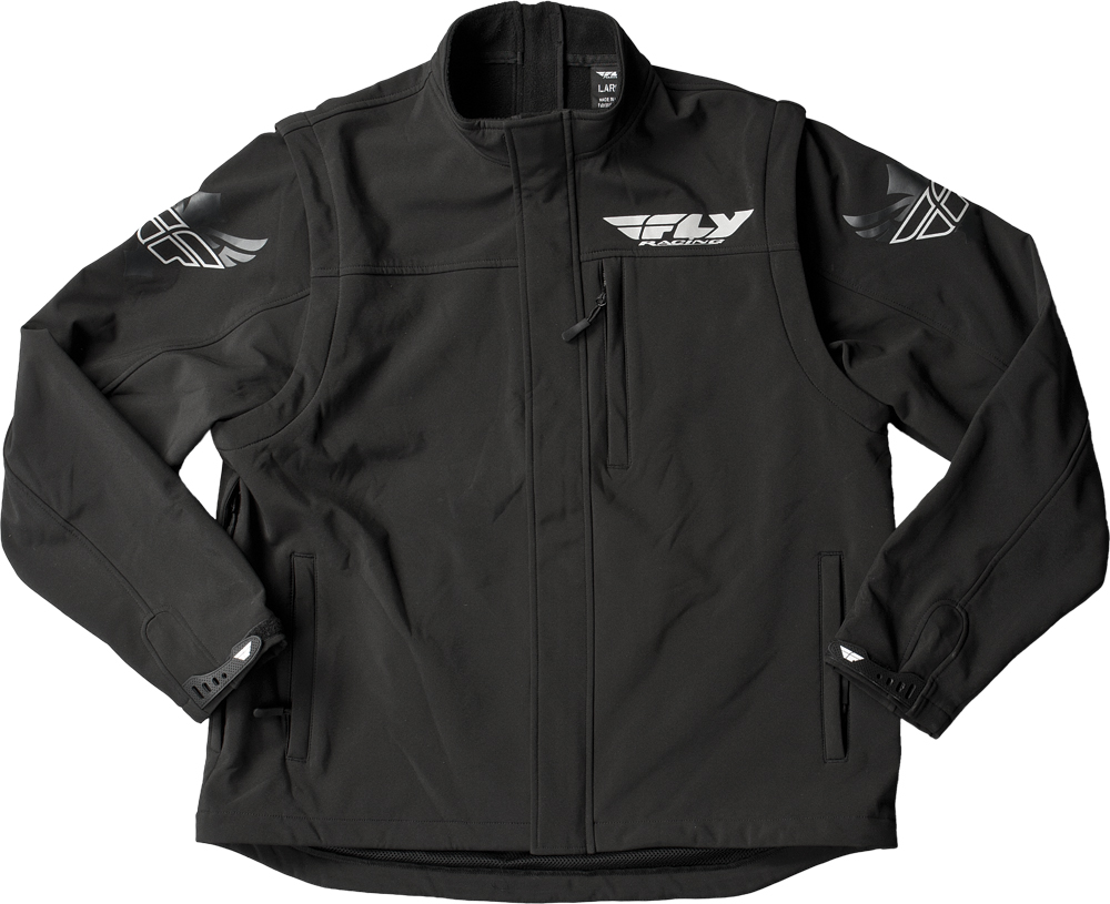 BLACK OPS CONVERTIBLE JACKET 2X