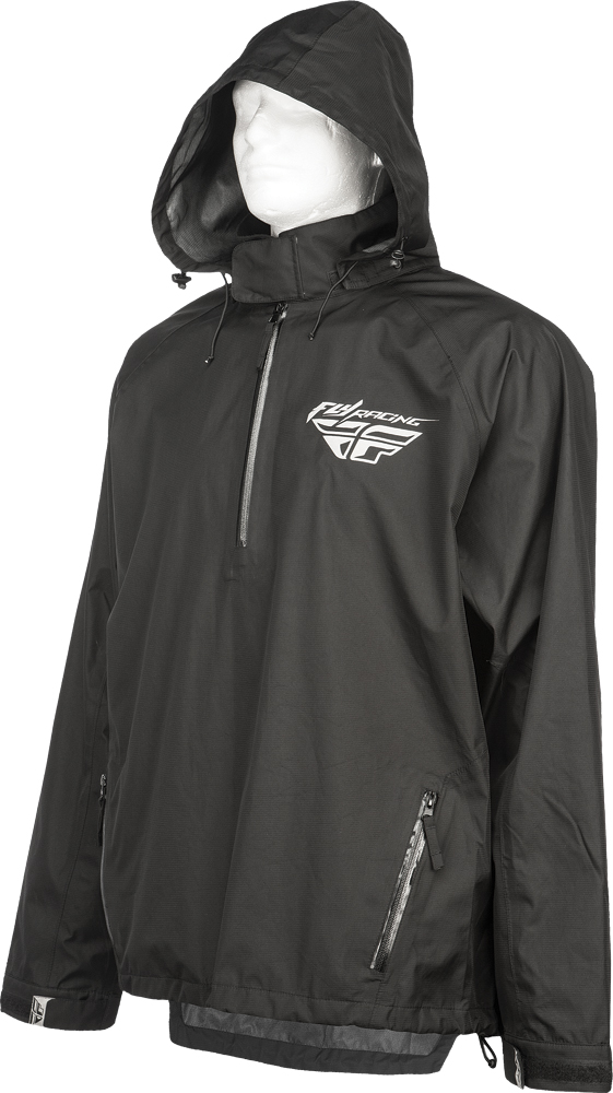 STOW-A-WAY JACKET BLACK S