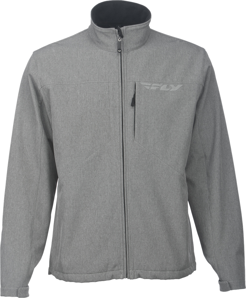 BLACK OPS JACKET GREY 2X