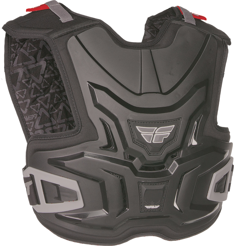 JUNIOR BODY VEST LITE BLACK S/M