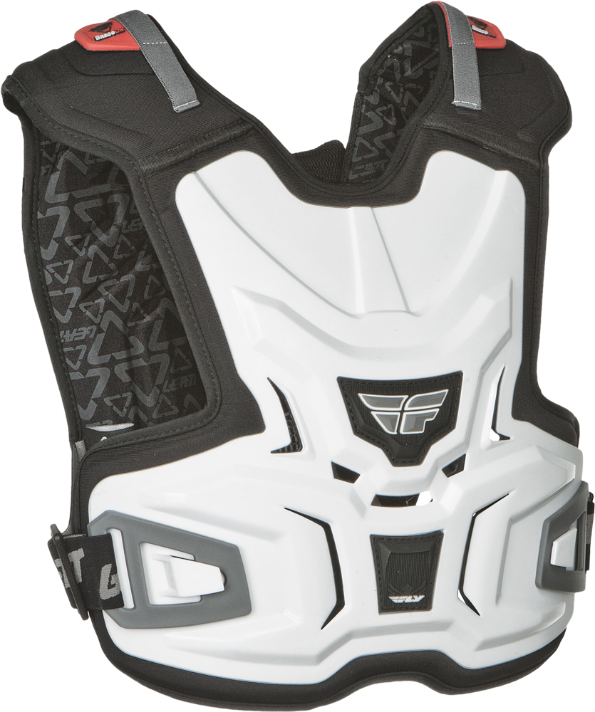 JUNIOR BODY VEST LITE WHITE S/M