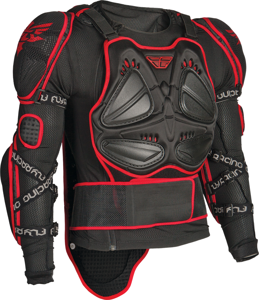 BARRICADE BODY ARMOR SUIT L/S 2X
