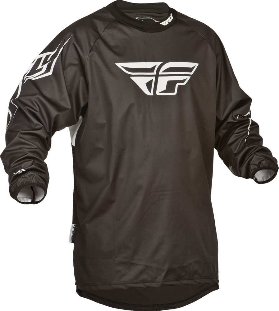 WINDPROOF TECHNICAL JERSEY BLACK M