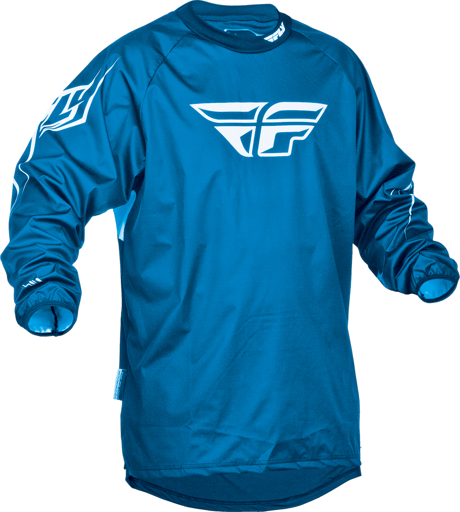 WINDPROOF TECHNICAL JERSEY BLUE M