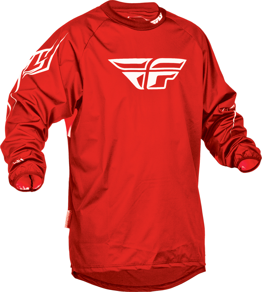 WINDPROOF TECHNICAL JERSEY RED M