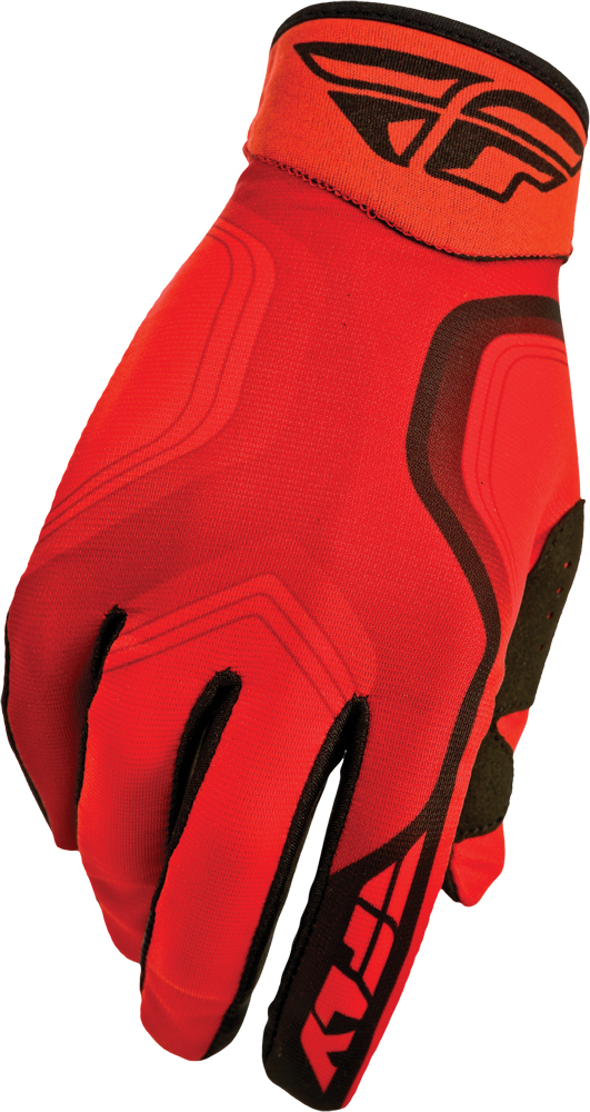 PRO LITE GLOVES RED/BLACK SZ 7