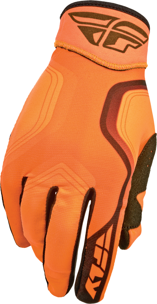 PRO LITE GLOVES ORANGE/BLACK SZ 8