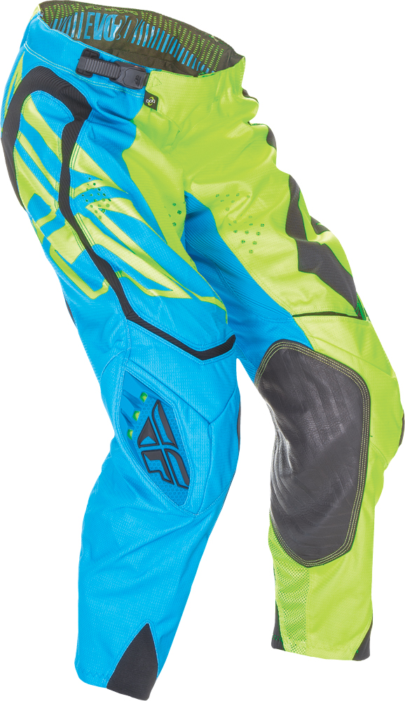 EVOLUTION SWITCHBACK 2.0 PANT BLUE/HI-VIS SZ 26