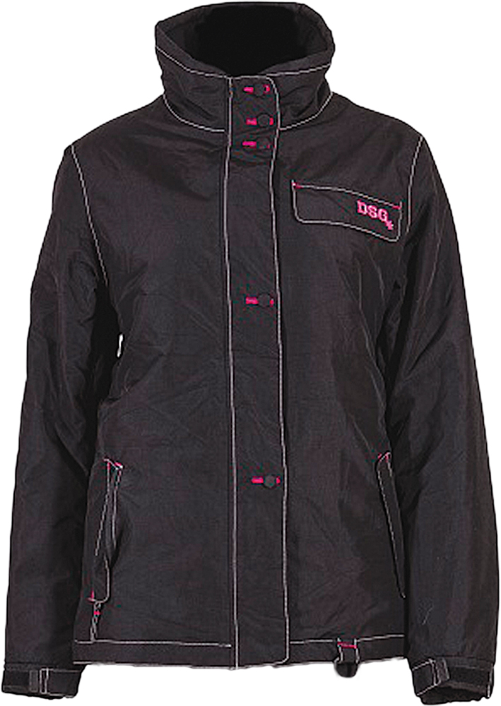 CRAZE JACKET BLACK XS