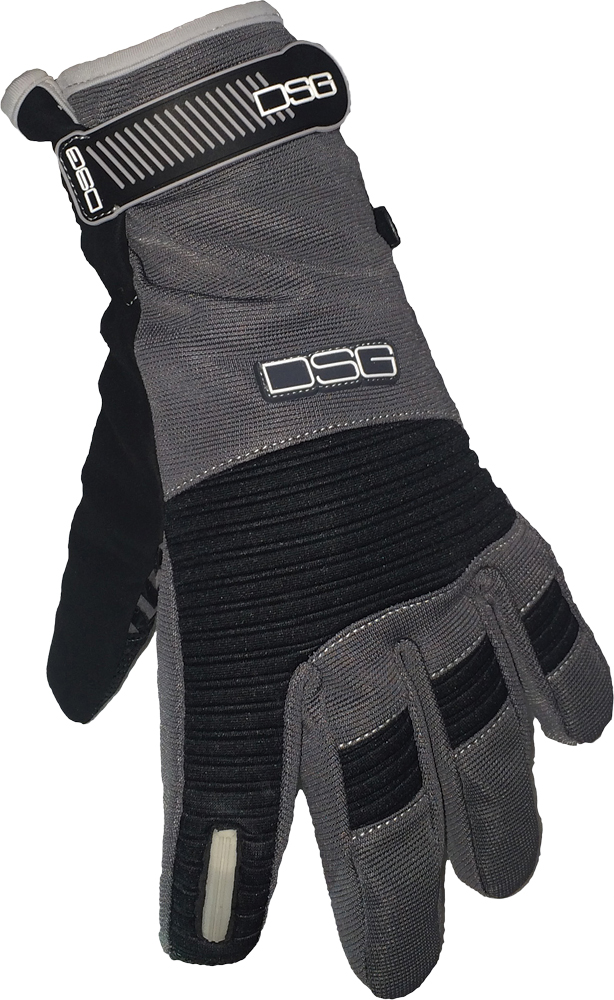 VERSA GLOVE MD CHARCOAL/SILVER