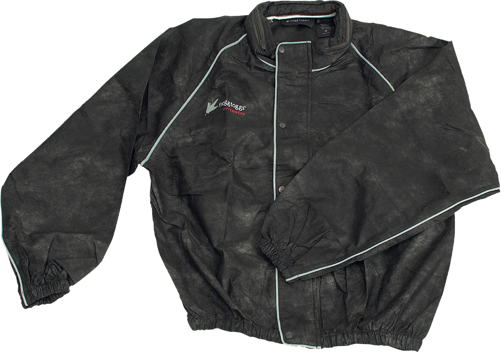 CLASSIC 50 ROAD TOAD JACKET BLACK S