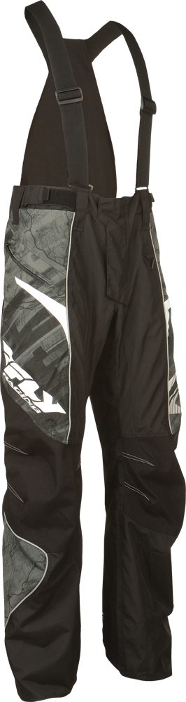SNX PRO INSULATED PANT BLACK 2X