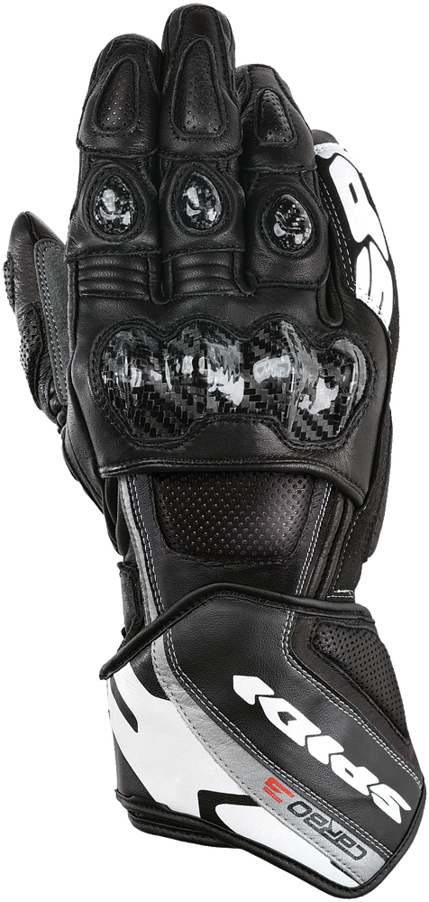 CARBO 3 LEATHER GLOVES BLACK 3X