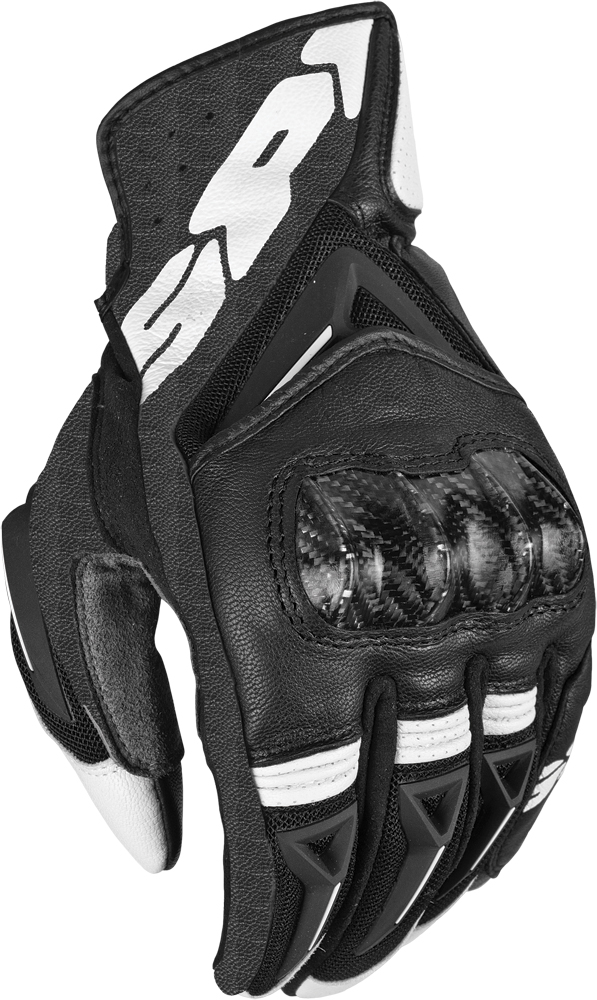 STR-3 VENT COUPE LEATHER GLOVES BLACK 3X