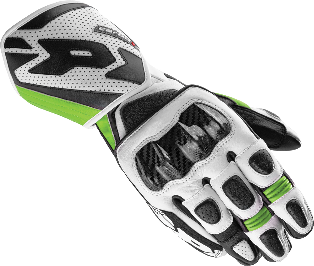 CARBO 1 GLOVES BLACK/GREEN 2X