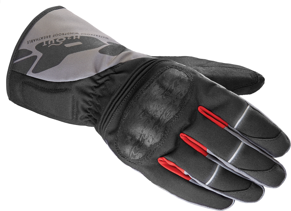 WNT-1 H2OUT GLOVES BLACK/GREY 2X