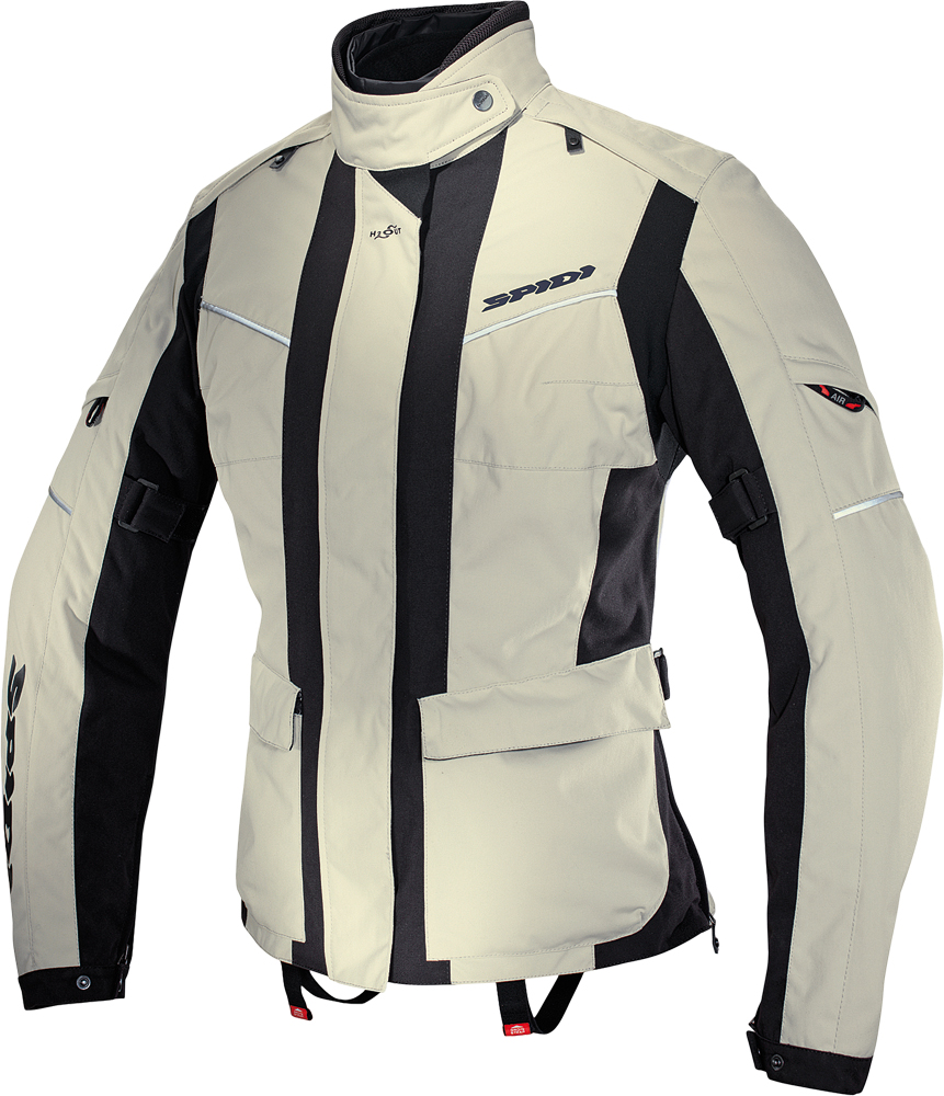 VENTURE H2OUT LADY JACKET BLACK/ICE S