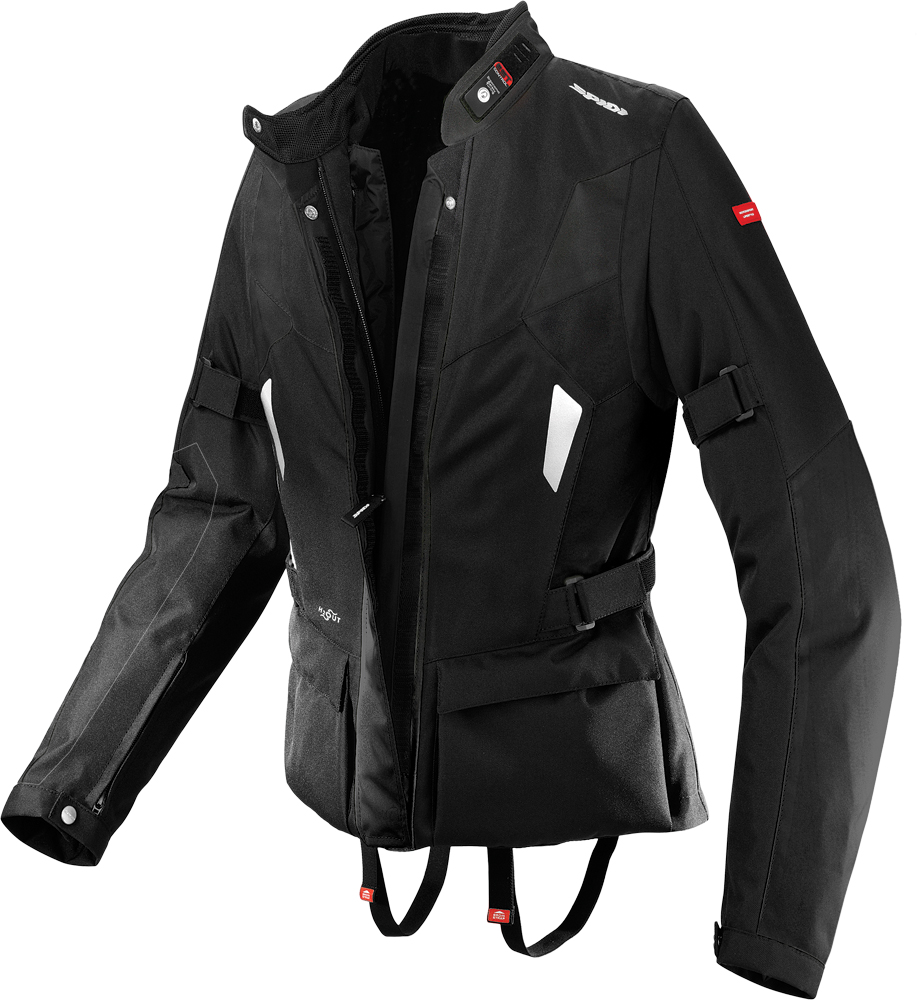 VOYAGER LADIES H2OUT JACKET BLACK S