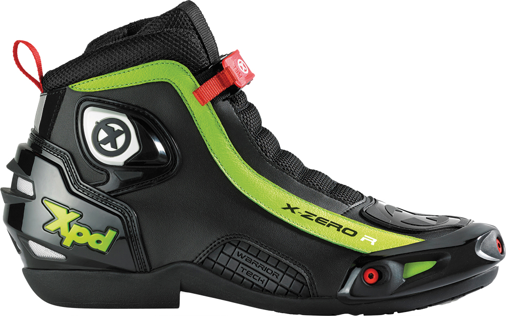 X-ZERO R SHOES GREEN E44/US10