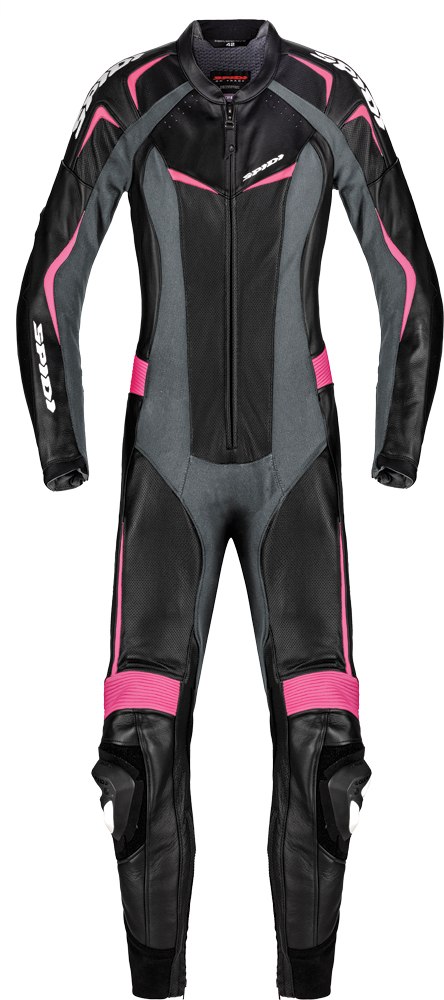 WIND PRO LADIES TRACKSUIT BLACK/FUCHSIA E40/38