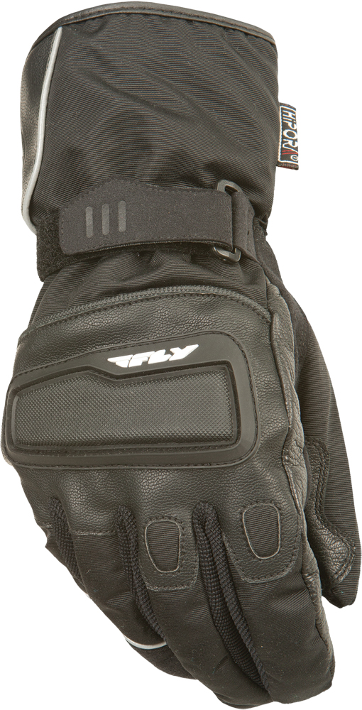 XPLORE GLOVES BLACK M