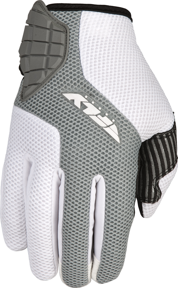 COOLPRO GLOVE WHITE/SILVER X