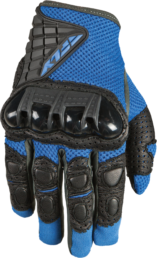 COOLPRO FORCE GLOVE BLUE/BLACK 2X