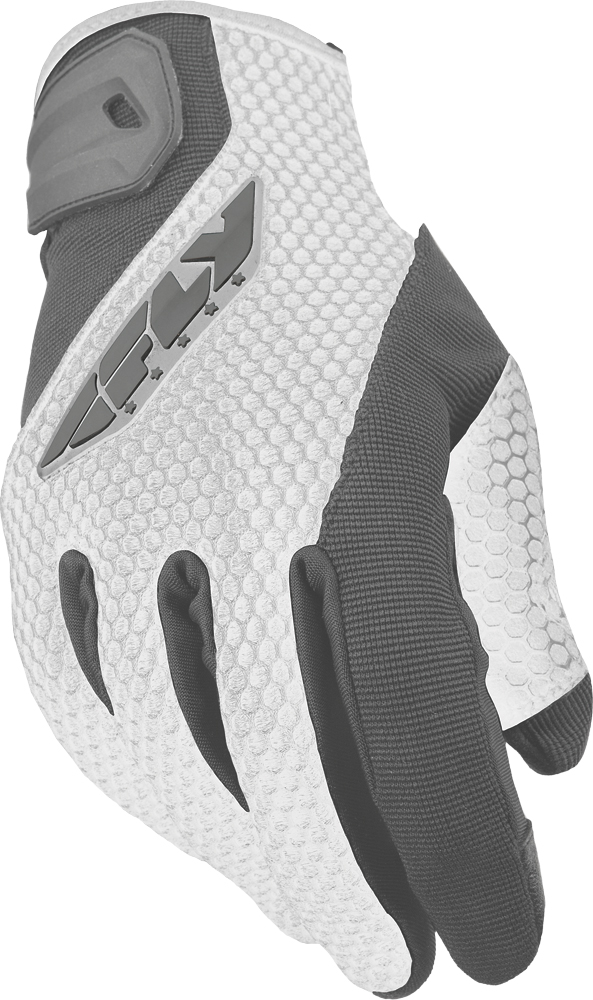 COOLPRO II LADIES GLOVES WHITE/GREY L