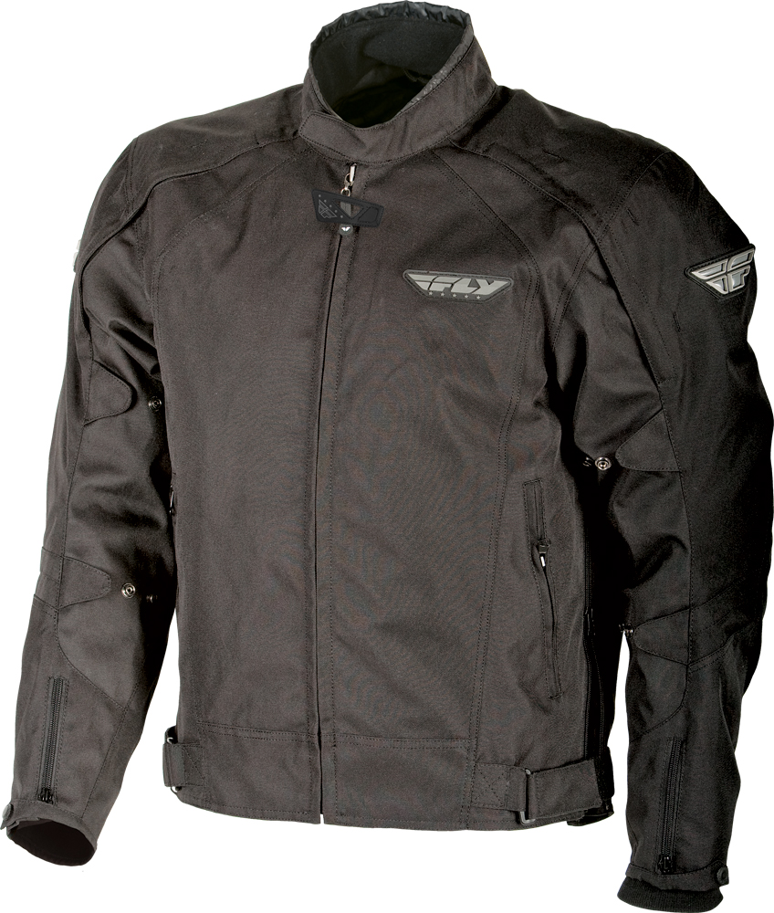 BUTANE 3 JACKET BLACK 2X