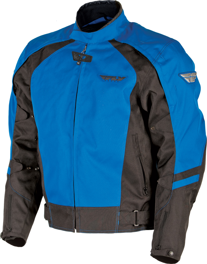 BUTANE 3 JACKET BLUE/BLACK 2X