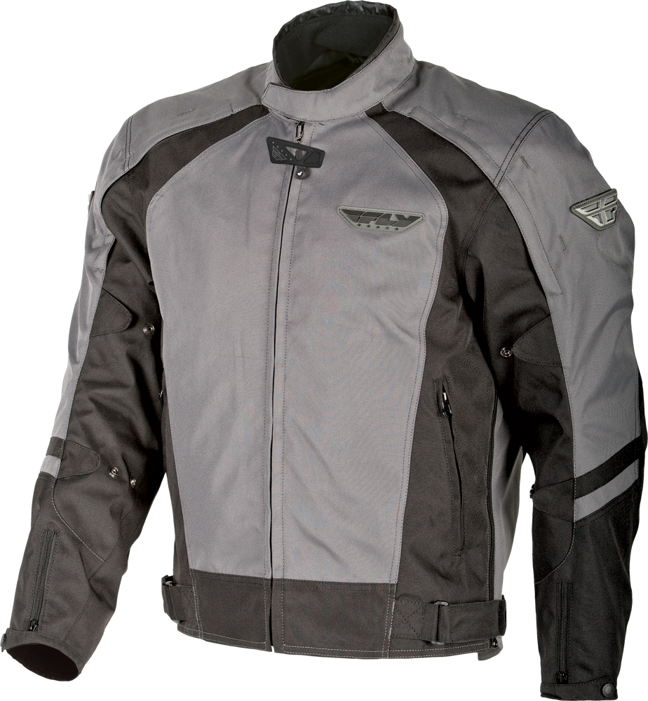 BUTANE 3 JACKET GUNMETAL/BLACK 2X
