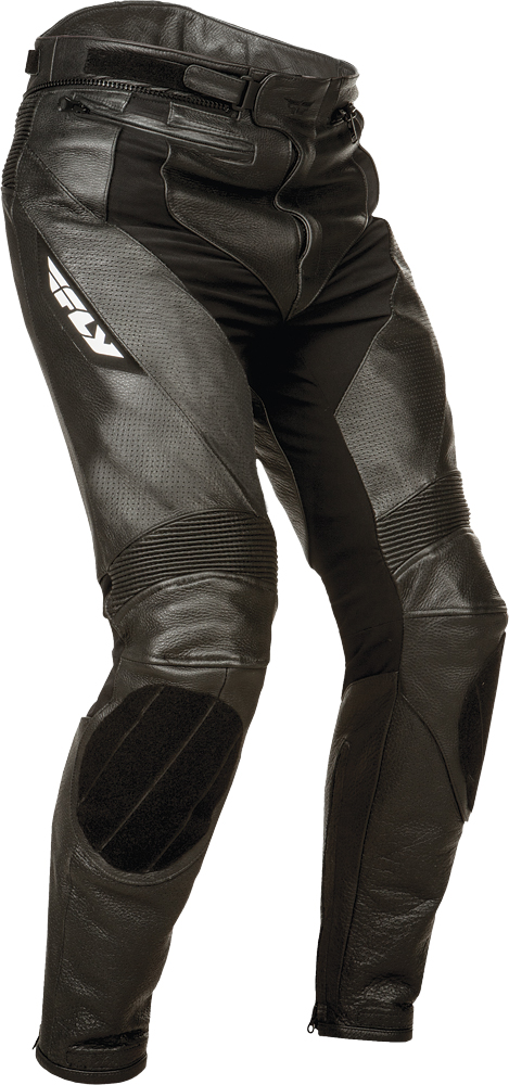 APEX LEATHER PANT BLACK SZ 40