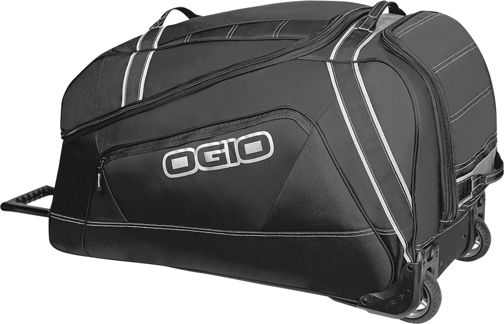 BIG MOUTH WHEELED BAG STEALTH 31.5 X16 X18