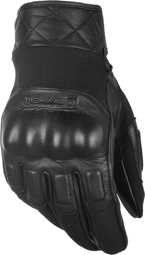 REVOLVER GLOVES BLACK S