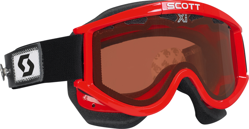 87 OTG GOGGLE RED W/SPEED STRAP