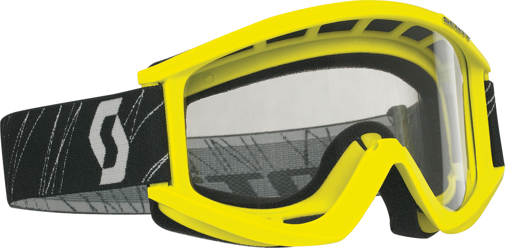 RECOIL GOGGLE (YELLOW)
