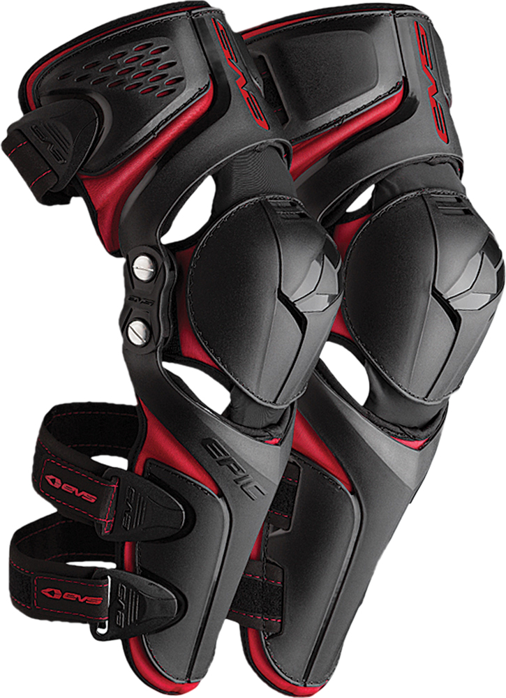 EPIC KNEE/SHIN GUARD BLACK L/X