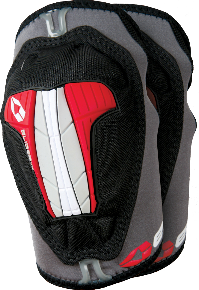 GLIDER LT ELBOW GUARDS L