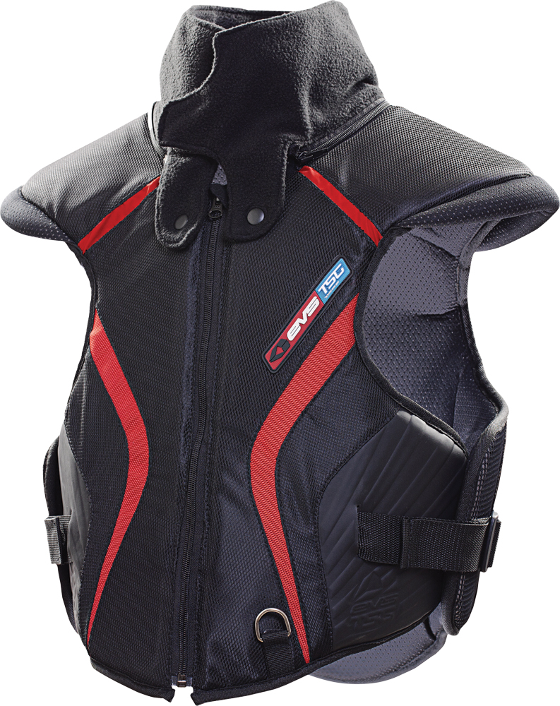 SV1 TRAIL VEST (BLACK/RED) M/L