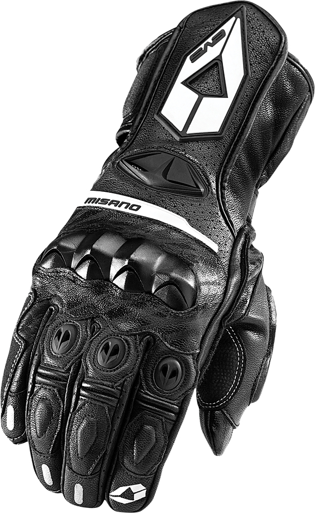 MISANO SPORT GLOVES BLACK M