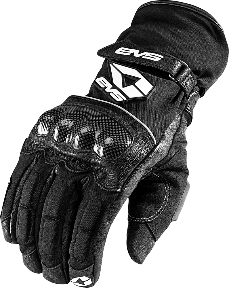 BLIZZARD WATERPROOF GLOVES BLACK 2X