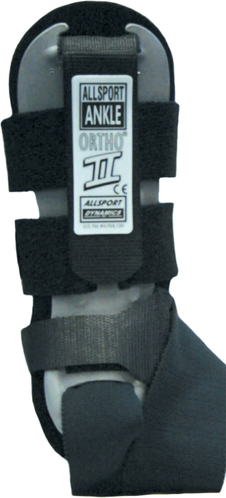144 ORTHO II ANKLE SUPPORT LEFT
