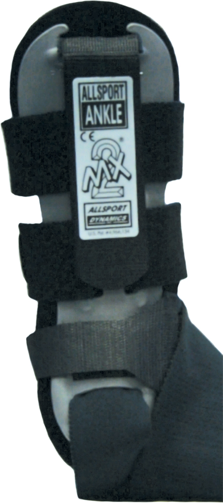147 MX-2 ANKLE SUPPORT LEFT