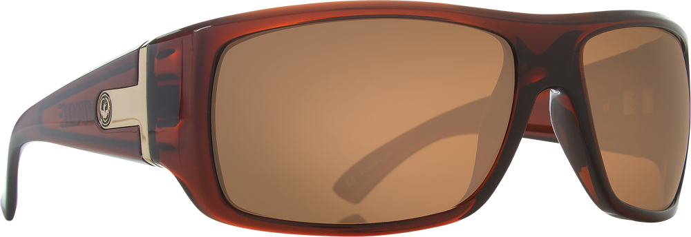 VANTAGE SUNGLASSES COFFEE W/BRONZE LENS