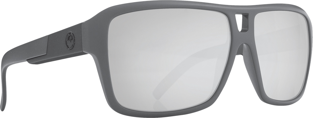 THE JAM SUNGLASSES GREY MATTER W/PEARL ION LENS