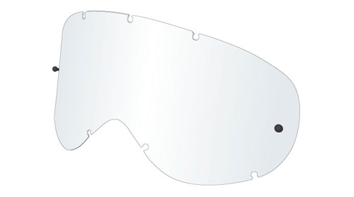 MDX ALL WEATHER LENS CLEAR W/POST
