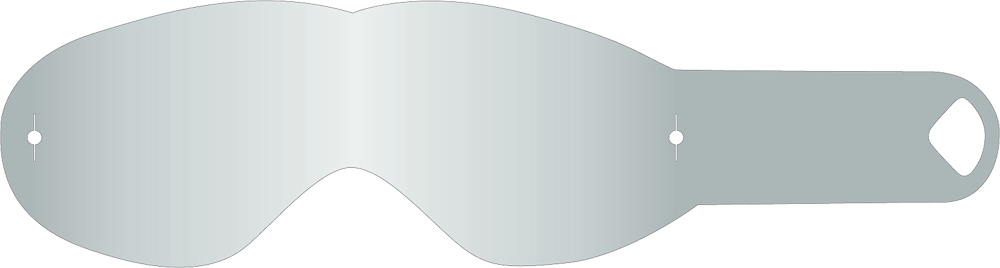 MDX GOGGLE TEAR-OFFS BIODEGRADABLE 25/PK