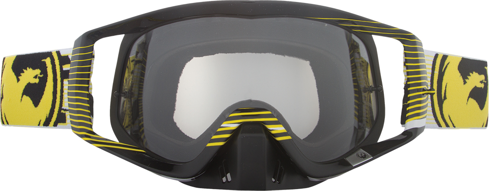 VENDETTA GOGGLE NERVE W/CLEAR AFT LENS