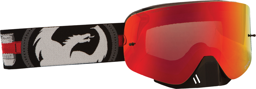 NFX GOGGLE BULLETS W/RED ION LENS