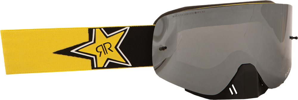 NFX GOGGLE ROCKSTAR W/GOLD ION LENS